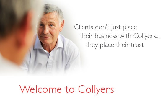 Welcome to Collyers